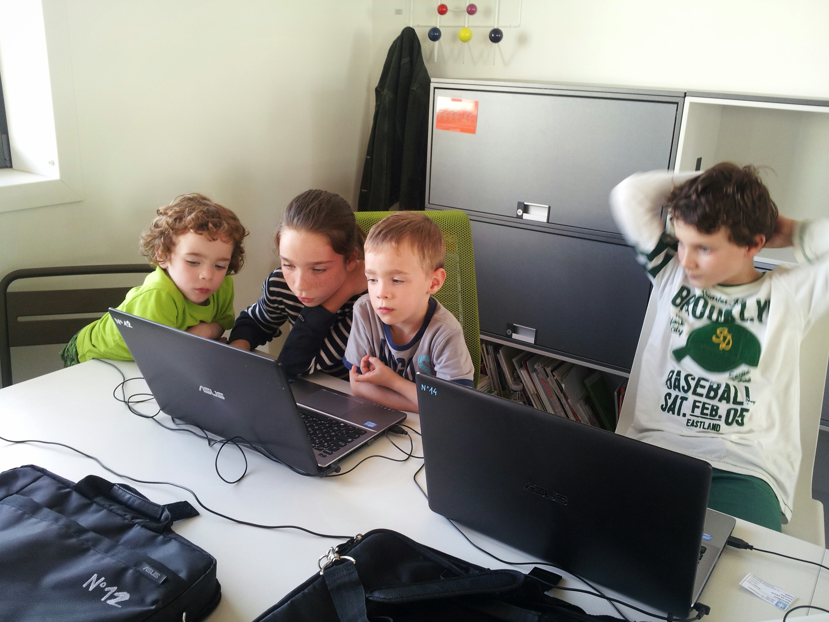 Coding Gouters